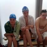 zawody pływackie PWSZ