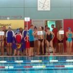 zawody pływackie Skawina