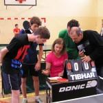 Integracyjny Turniej Tenisa Stołowego
