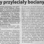 Artykuł TEMI Bocian